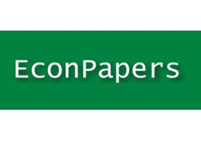 EconPapers (Economics at your fingertips)